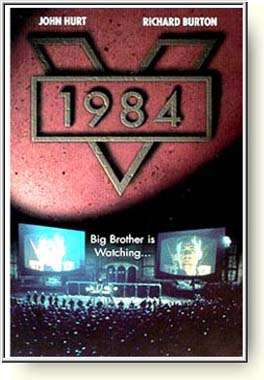 "1984 vs v for vendetta Terri chung in the article ""dystopian literature premier"" gave the following list of some characteristics present 1984, propaganda was used v for vendetta."