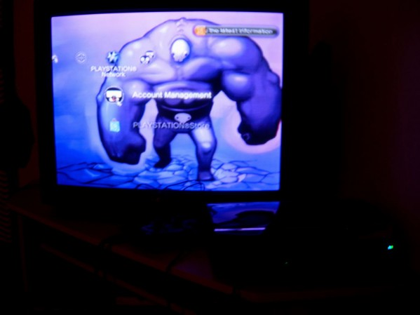 Newgrounds Playstation 3 Theme!