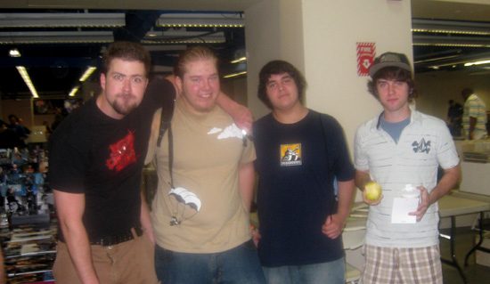 Best of May 2008 and Big Apple Con!