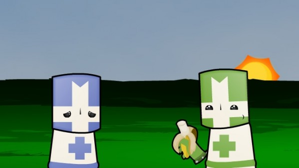 Final Post-Castle Crashers Post