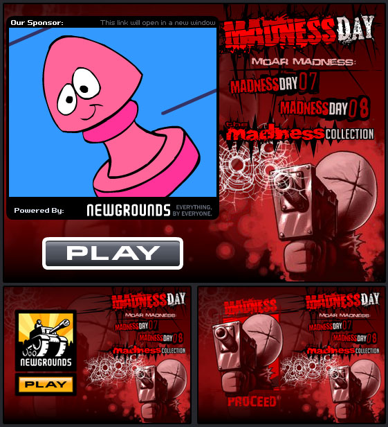 Madness Day 2008 Preloader