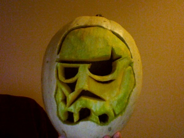 Pumpkin Carving 2008