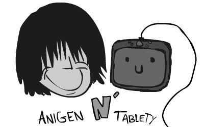 Wacom 6: Anigen