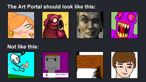 Art Portal!?