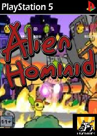 Alien Hominid Website!