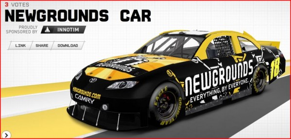 NG Cup Car