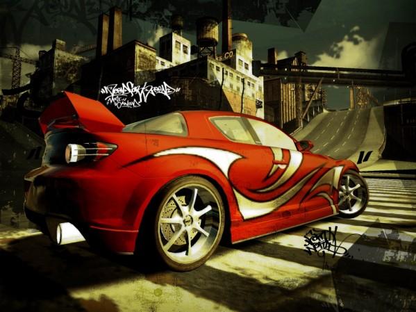 NG Cup Car