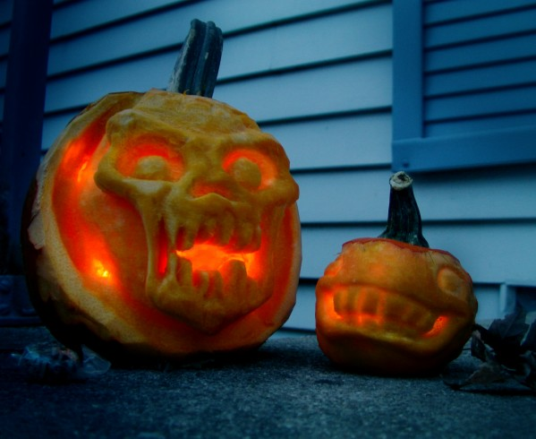 Pumpkin Carving 2010