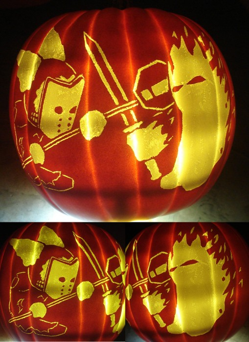 Pumpkin Carving 2011