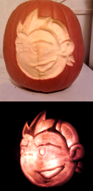 HTML5 Games &amp;amp; Pumpkin Carving