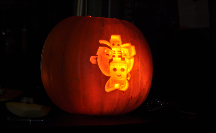Pumpkin Carving 2012 Contest