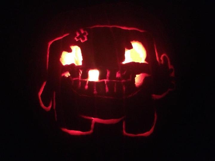 Pumpkin Carving 2012 Contest