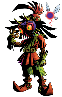the skullkid