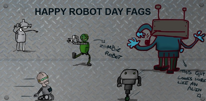 Happy Robot Day!