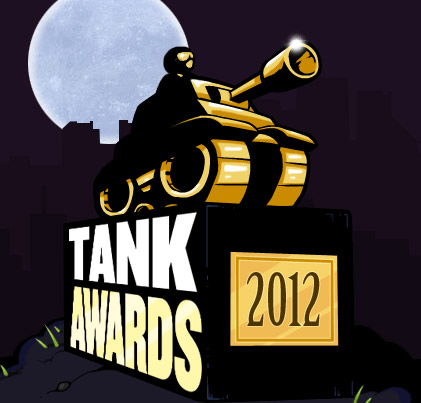 2012 Tank Award Winners