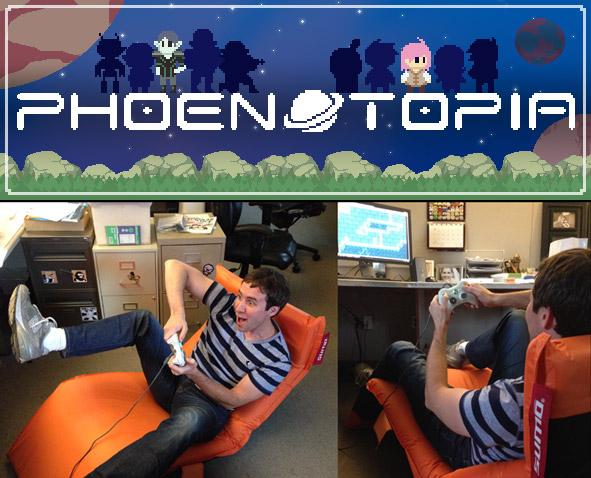 Phoenotopia Pre-Release is Live!
