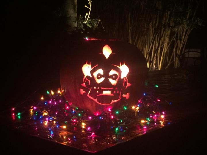 Pumpkin Carving & Art Jam Winners
