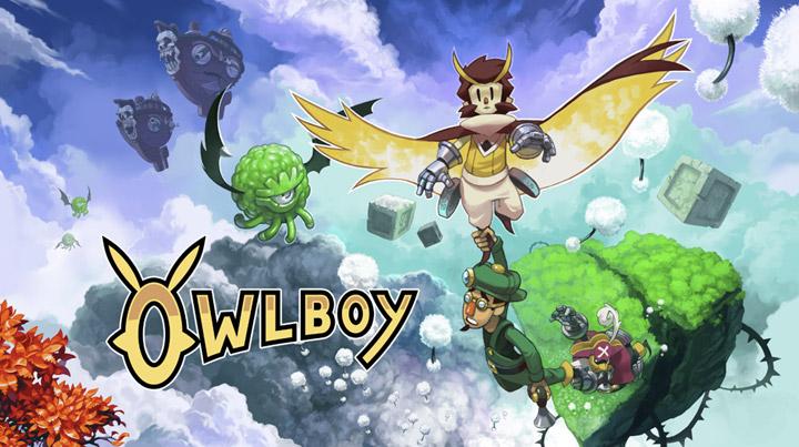 Owlboy Art Jam & Site Updates