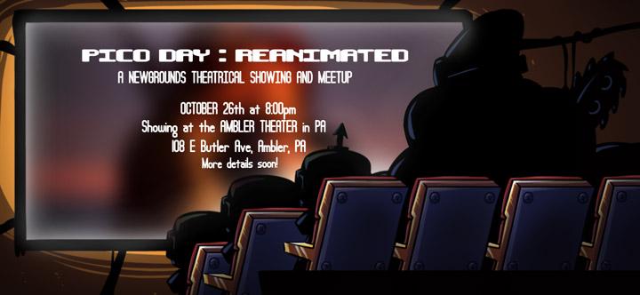 NG Theater Screening: Oct 26th