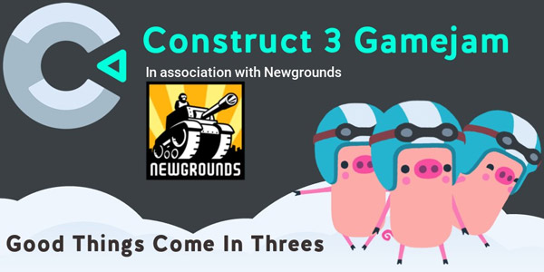 Construct 3 Game Jam is a GO!