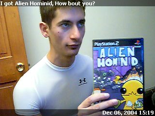 Alien Hominid Reviews Update