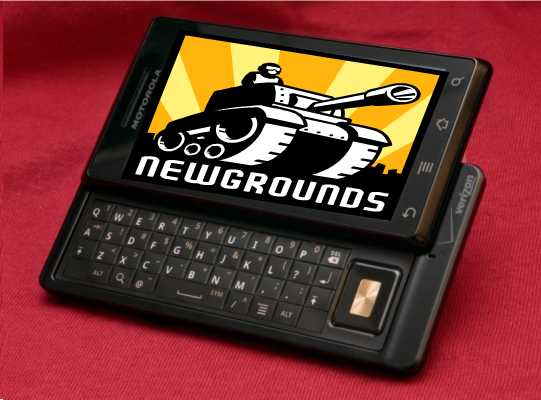Newgrounds Android App