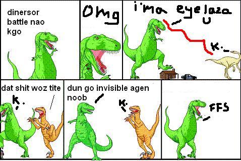 Dinosaur Comics Thread