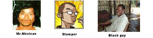 Stamper = black?!?!