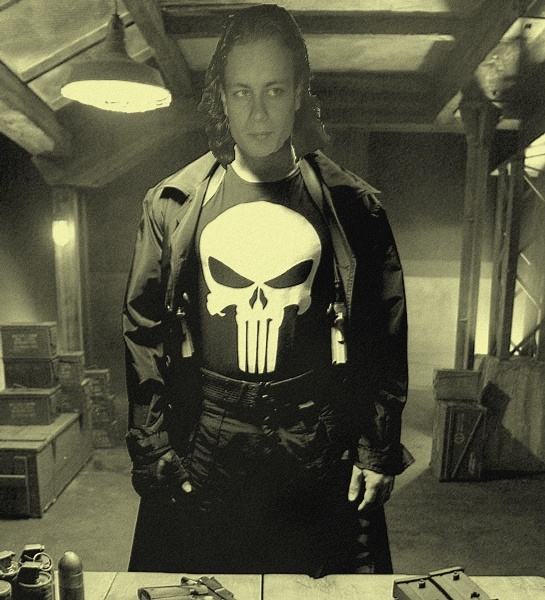 PhotoShop The Punisher!