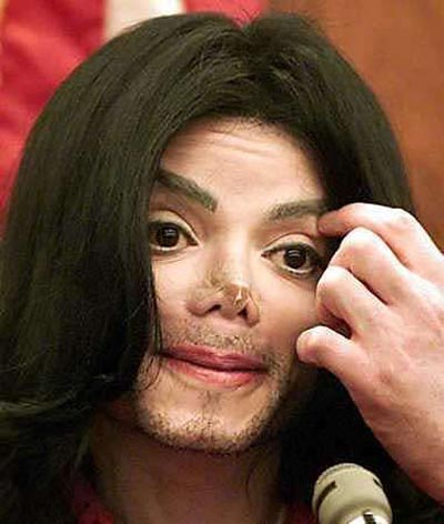 Michael Jackson Doll!!