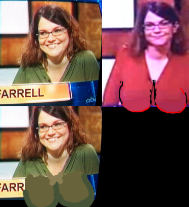 Hottest Jeopardy! Contestant Ever