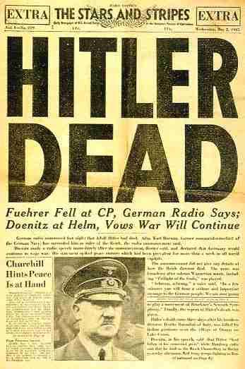 Ways to Torture Adolf Hitler