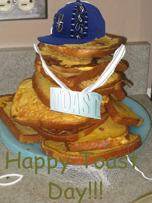 Merry Toast Day :3