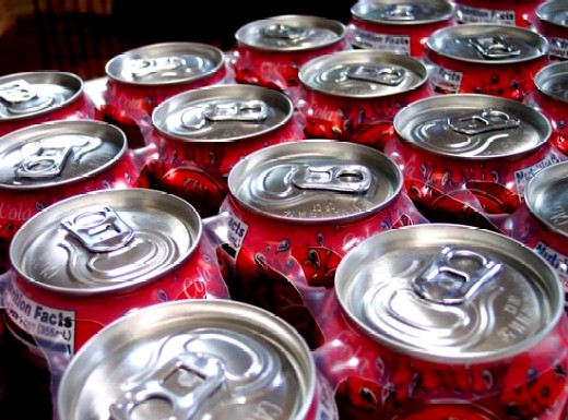 Non-Diet Sodas
