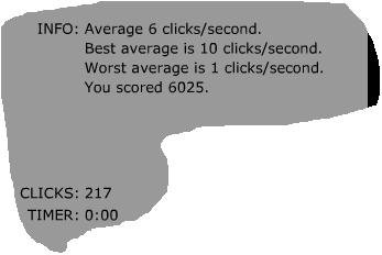 How Fast Can U Click?