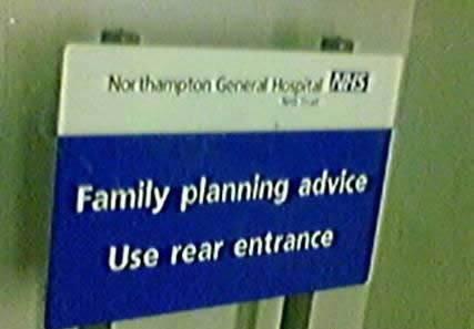 Useful family planning advice