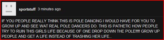 Miley Cyrus Pole Dancing Xd