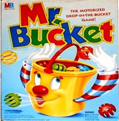 Photoshop Mr. Bucket
