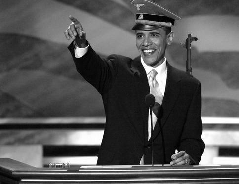 Photoshop Barrack Obama!