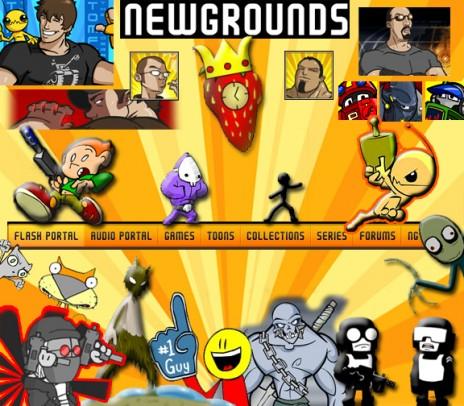 Newgrounds Rumble 2 (Or 3)