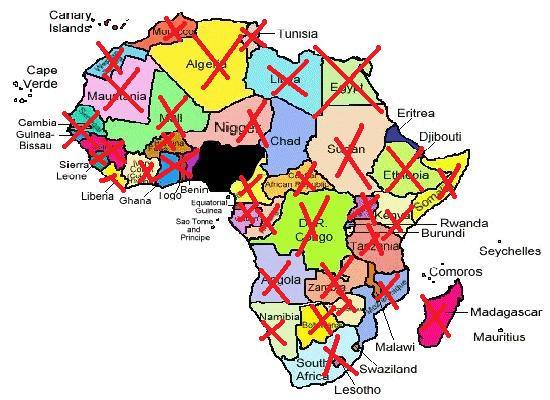 Nuke Nigeria!!!