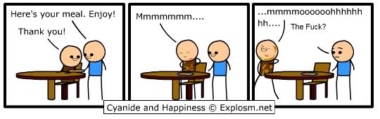 Rewrite Cyanide & Happiness
