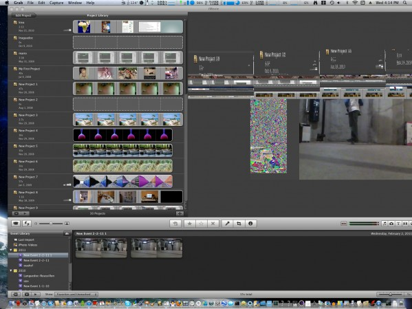 What The Hell, Imovie!