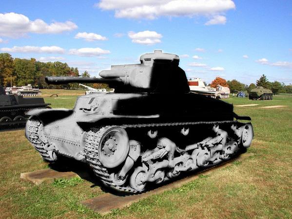 The Ng Tank Real World Counterpart?