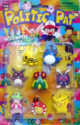 Bootleg Toys and stuff
