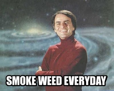 What do you have against weed?