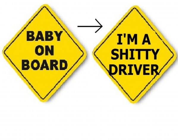 Ps:what Bumper Stickers Really Mean