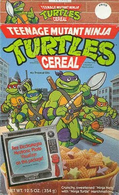 Cereals that need a comeback