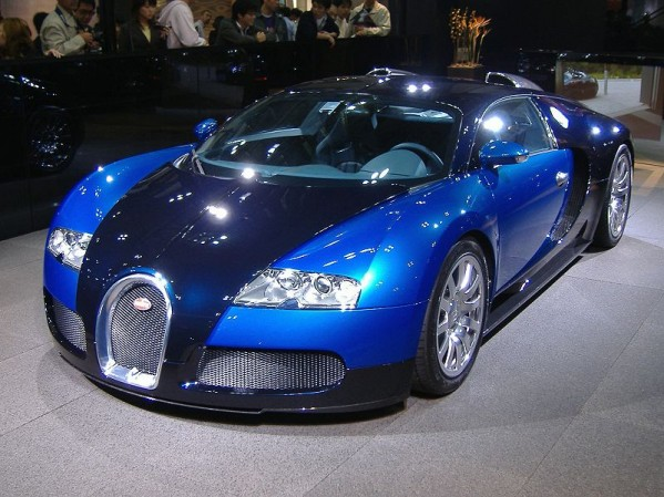 Nicest car you have ever been in