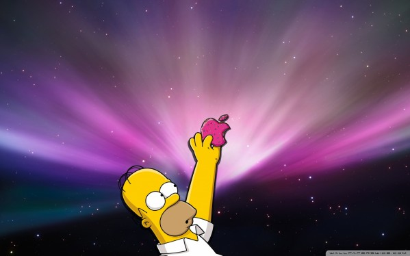 Do any of u have the homer simpson
